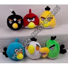 Коллекция из 6 птичек