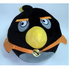 Черная птичка Angry Birds Space
