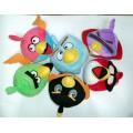 Коллекция из  6 птичек Angry Birds Space