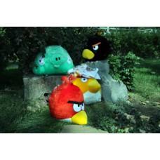 Набор птичек LUX Коллекция игрушек Angry Birds
