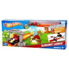 Настольная игра Angry Birds: Hot Wheels