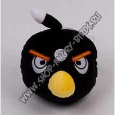 Черная птичка